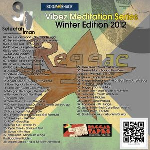 Selectah Iman presents Vibez Meditation Series - Winter Edition 2012 Single