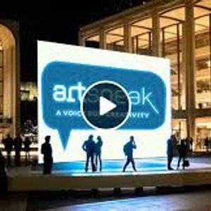 Art Speak - edition 41 w/ Richard Nield. Mhairi Grealis & guests David Goo, Dave Griffiths & Kitty B