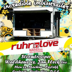 Contrazt - Ruhr in Love 2012 PROMO Set
