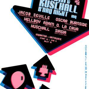 LACRUA- Siasia & Kuschall B Day Night 21.07.2012 - live mix!