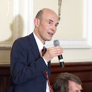 PAUL WILLETTS on RENDEZVOUS at The RUSSIAN TEA ROOMS at THE OLDIE LITERARY LUNCH