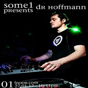 Dr Hoffmann @ SoMe1's Podcast 27.01.12