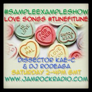 SAMPLE EXAMPLE SHOW: LOVE SONGS #TuneFiTune with DJ RODEAGA