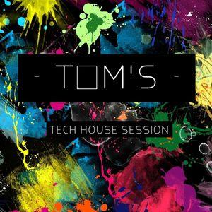 THOM'S - TECH HOUSE SESSION - JUNIO PROMO SET