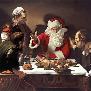 The Christmas Supper
