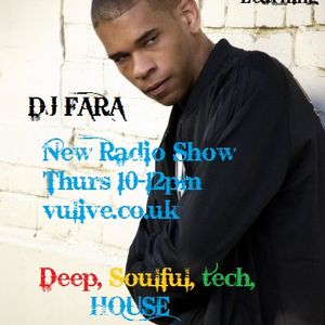 Dj Fara presents the Higher Learning Sessions Ep12 (Deep, Soulful, Tech House) 17-03-11