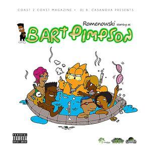 Romenowski's Bart Pimpson hosted by DJ B Casanova