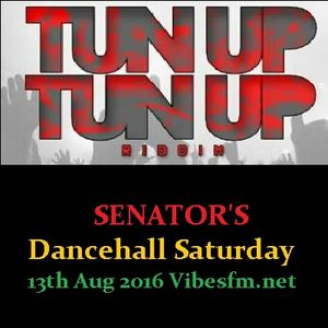 Dancehall Saturday 13th Aug 2016 with Senator B on Vibesfm.net