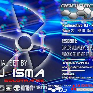 RADIOACTIVO DJ 22-2018 BY CARLOS VILLANUEVA