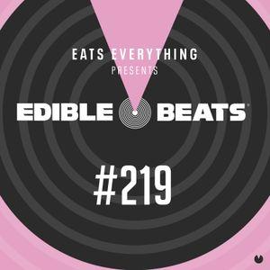 Edible Beats #219 live from Ekho, Madrid