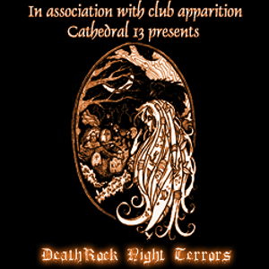 Dark Obsessions - Deathrock Night Terrors special