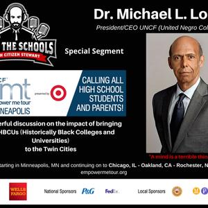 Episode 71 I Dr. Michael L. Lomax