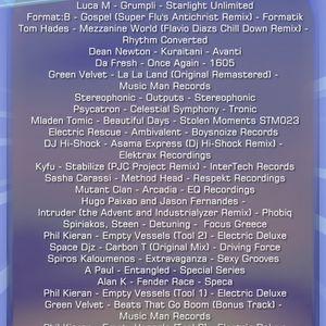 2010 November Mix