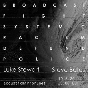 Acoustic Mirror 004 : Luke Stewart // Steve Bates