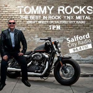 Tommy Rocks April 21,17 on @SalfordCRadio