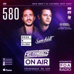 Freakhouze On Air 580 ● Nook N Sling & Sam Feldt