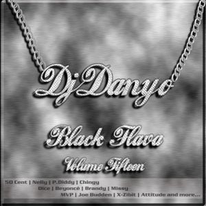 DJ Danyo - Black Flava Vol. 15