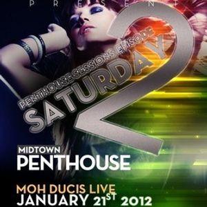 Jan 2012- EDM Club Box feat Moh Ducis