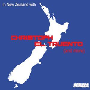 In New Zealand with: Christop El Truento