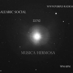 Guest mix for The Balearic Social Radio show 22/07/12