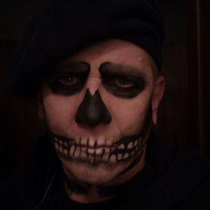 """Halloween Mask"" by Mr.Willie B (Live Dj set / Halloween night 01.11.2012. / CB LIFE-Vž)"