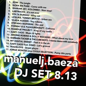 DJ Set 8.13