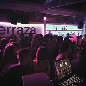 George Geor - Tech House - Terraza  3/10/15