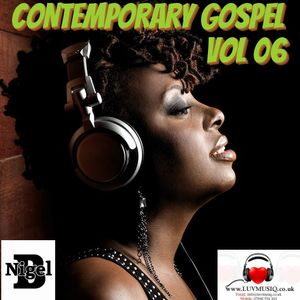 NIGEL B (CONTEMPORARY GOSPEL 06)