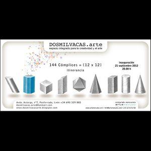 144 Cómplices = [12 x 12] Itinerancia - AudDicted live mix 2012-09-21