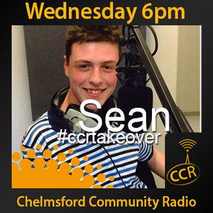 Drivetime Takeover - @CCRDrivetime - Sean - 23/07/14 - Chelmsford Community Radio
