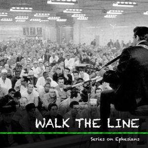 Walk the Line in Christian Living
