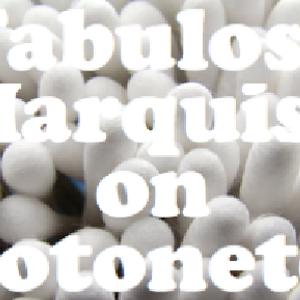 Fabulosa Marquise on Cotonete