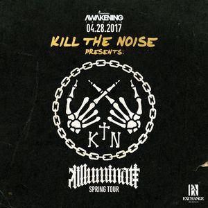 Kill The Noise Live @ Exchange LA (Los Angeles) 28.04.2017