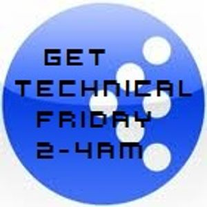 """Get Technical"" EP 12 with DJ Nik C Live on Fresh 92.7 Nov 9th 2012"