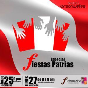 Fusionados Perú #102 Especial Fiestas Patrias