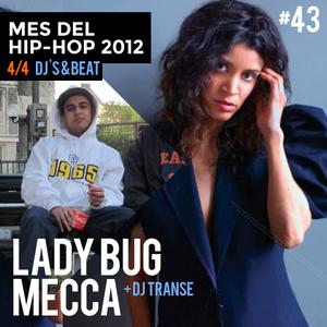 El Quinto Elemento | Podcast #43 - Esp. Mes Del Hip Hop + DJ Transe (28-11-12)