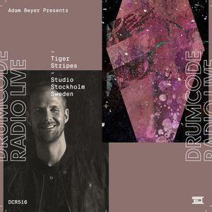 DCR516 – Drumcode Radio Live – Tiger Stripes Studio Mix recorded in Stockholm