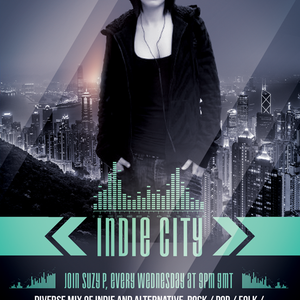 Indie City With Suzy P. - November 20 2019 http://fantasyradio.stream