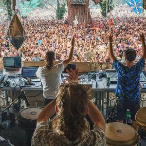 LOUD live @ Ozora Festival 2015 - Full Set