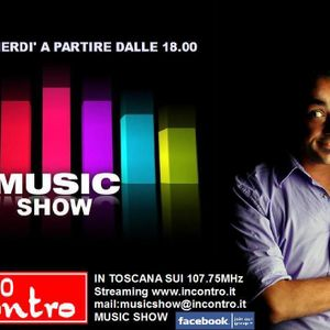 andrea agresti @ music show