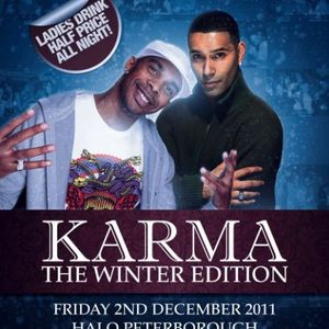 Karma: The Winter Edition Fri 2nd Dec 2011