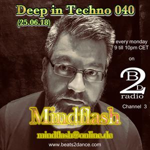 Deep in Techno 040 (25.06.18)
