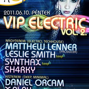 Leslie Smith - Live @ Club VIP (Jun-10-2011)