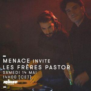 Menace Records invite Les Frères Pastor - 14 Mai 2016