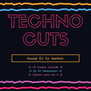 Techno Cuts Vol.3