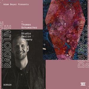 DCR524 – Drumcode Radio Live – Thomas Schumacher studio mix recorded in Berlin
