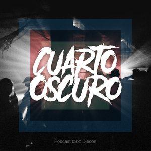 El Cuarto Oscuro 032: Diecon (Techno Warm up) by El Cuarto Oscuro ...