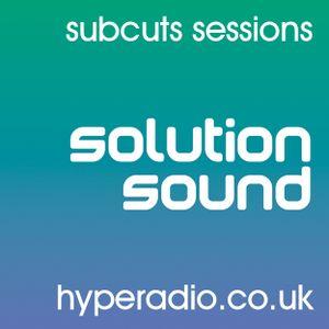 Solutionsound Atmospheric Dnb Mix Feb 2013 Hype radio
