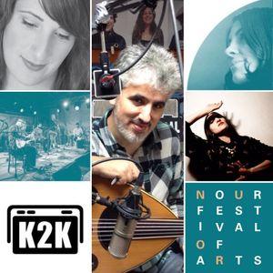 Maha's Music & The Nour Festival featuring  studio guest Francesco Iannuzzelli & Much More