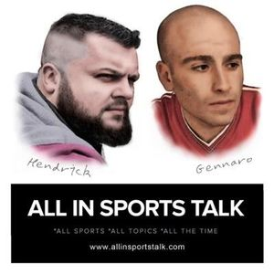 ALL IN Sports Talk: Ep 39